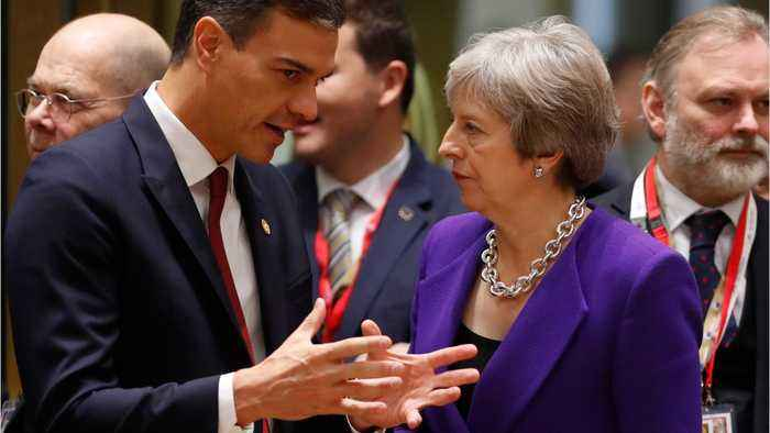 Spain Says Sunday Brexit Summit Could Be Called Off, Citing Concerns About Gibraltar