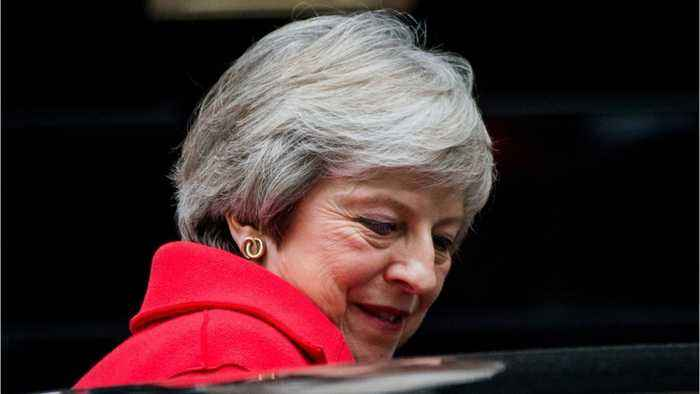 Theresa May Won't Say If Her Brexit Deal Is Better Than Staying In EU