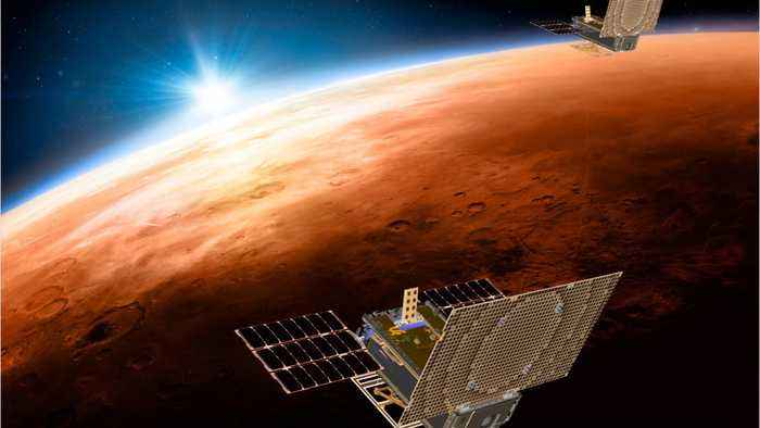 NASA Looking Toward Manned Mission To Mars In The 2030's