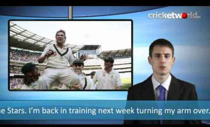 Cricket Video - Warne Returns, Tendulkar Hits 15,000 Runs - Cricket World TV