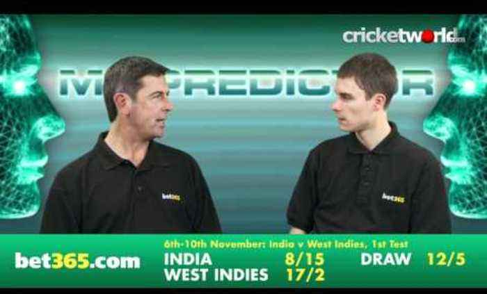 Mr Predictor - India Back In Test Cricket Action - Cricket World TV