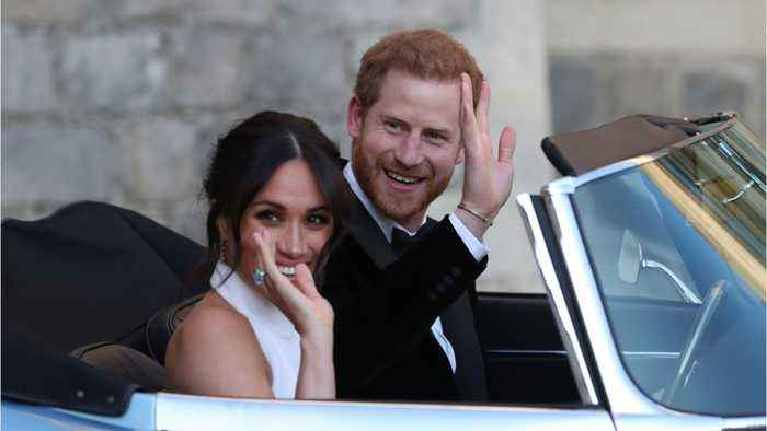 Harry And Meghan Moving To New Residence