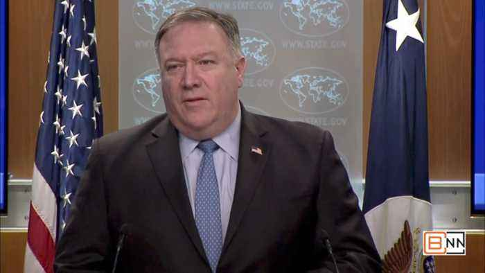 Mike Pompeo Has News From The State Department This Week