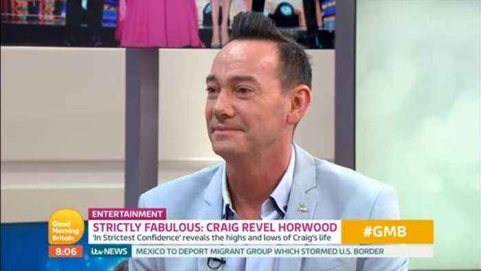 Craig Revel Horwood On Making His Dates Sign Non-Disclosure Agreements