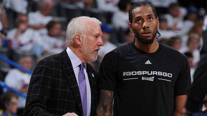 Why Does Gregg Popovich Continue to Take Unnecessary Digs at Kawhi Leonard?