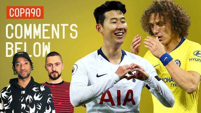 Ruthless Spurs Expose Chelsea's Shaky Defence & Title Chances   Comments Below