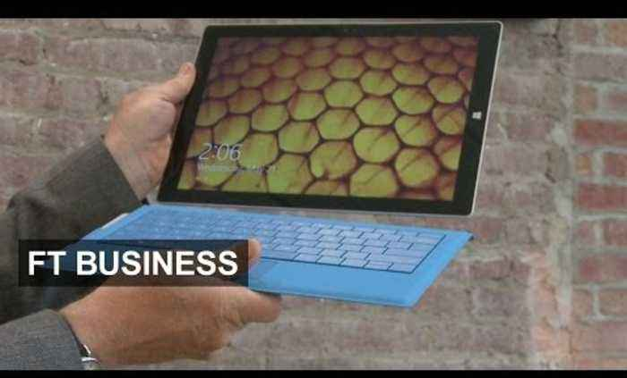 Microsoft Surface Pro 3 review | FT Business