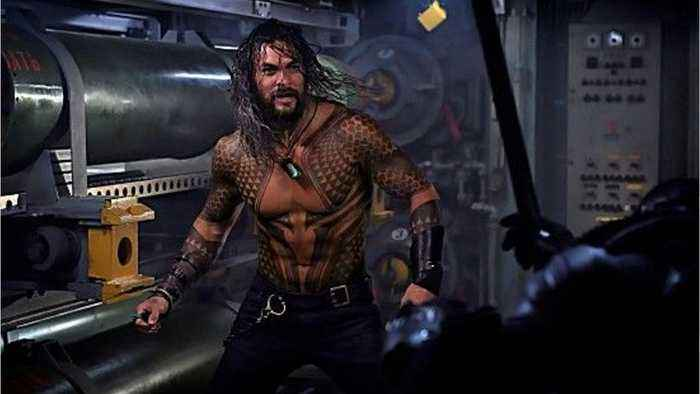 Analysts Projecting 'Aquaman' For Huge Opening Weekend