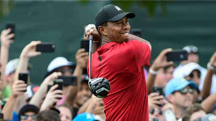 Tiger Woods Inks Deal With Discovery