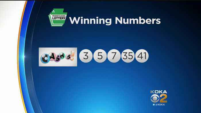 1 Of 3 Winning Tickets For $1.6 Million Cash 5 Jackpot Sold In Allegheny County