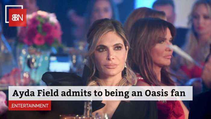 Ayda Field Is A Huge Oasis Fan