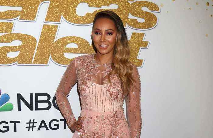 Mel B: Simon Cowell and Spice Girls were my rock