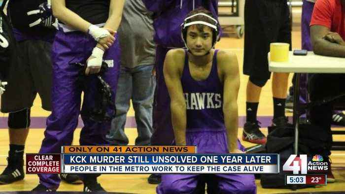 KCK teen's killing still unsolved one year later