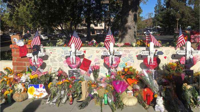 California Police Are Still Stumped On Motive For Thousand Oaks Shooting