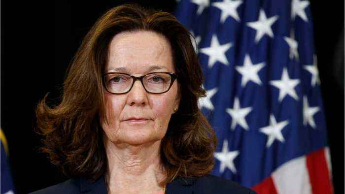 CIA Director Gina Haspel Absent From Briefing Senate On Khashoggi Killing