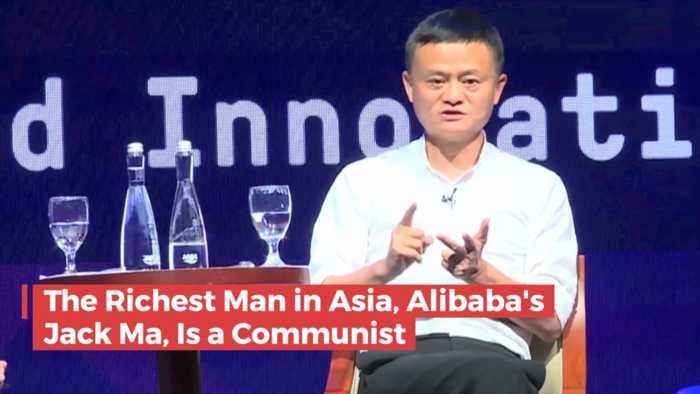 Did Someone Say The Richest Asian Billionaire Is A Communist