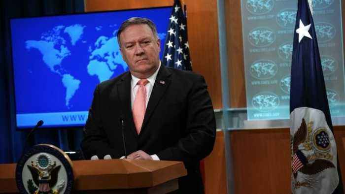 Pompeo: US 'On the Cusp' of Helping Set Up Yemen Cease-fire