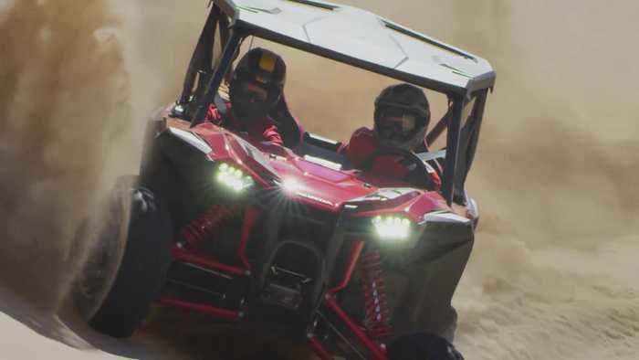 2019 Honda Talon Launch Video