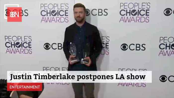 Justin Timberlake Is Postponing Shows Due To Vocal Chord Issues