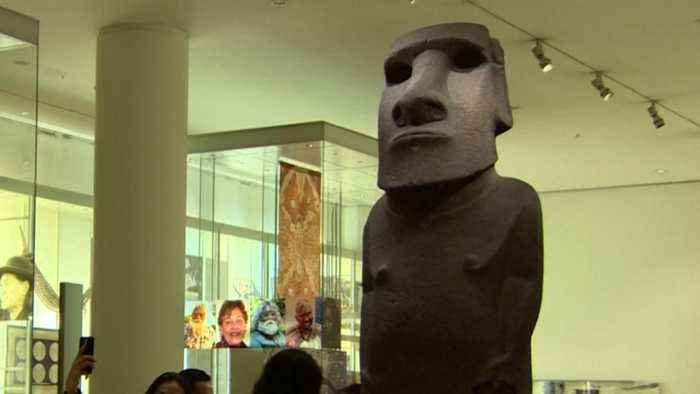 Easter Island Asks For Famous Statue Back From British Museum