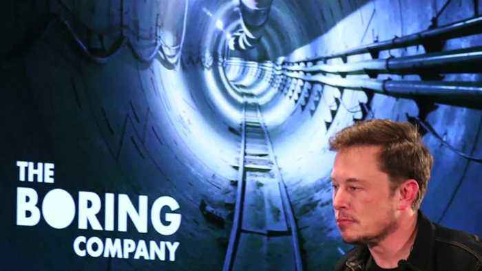 Elon Musk ducks out of one LA tunnel but pursues another