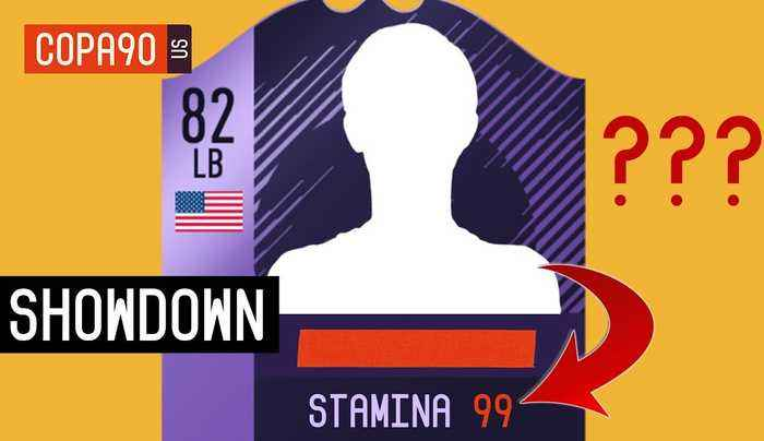 Who Is The USWNT World Cup Hero With 99 Stamina? - The Showdown | Ep. 7