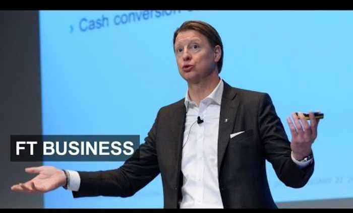 Ericsson CEO on internet-of-things | FT Business