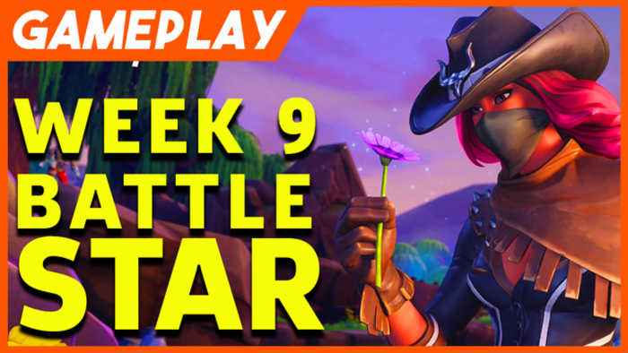 Fortnite Season 6 Week 10 Battle Star One News Page Video