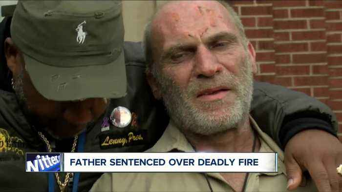 Buffalo father to serve probation for fire that killed son