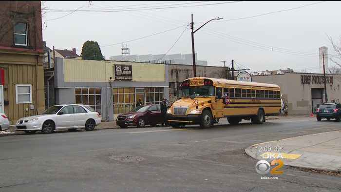Boy, 6, Hospitalized After Being Struck By School Bus In Lawrenceville