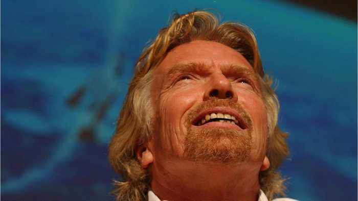 Richard Branson Thinks He Could Have People In Space Before Christmas