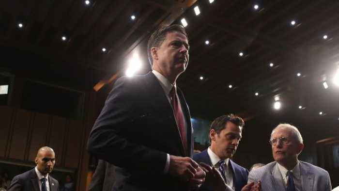 Comey Agrees to Closed-door Testimony with House GOP