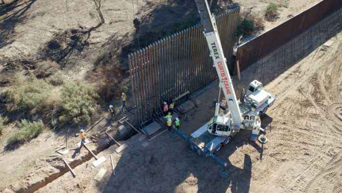 Supreme Court Won't Hear Lawsuit on Border Wall Projects