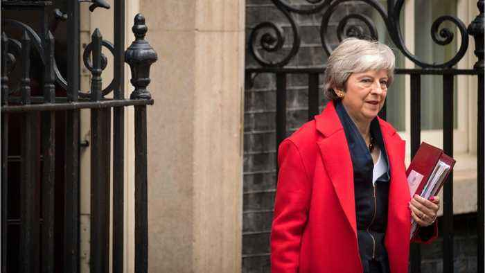 PM May Fans Flames of Brexit Rebellion