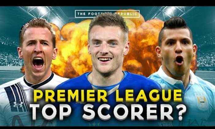 Who will be the Premier League top scorer? | SOCCER AM vs TRUE GEORDIE!