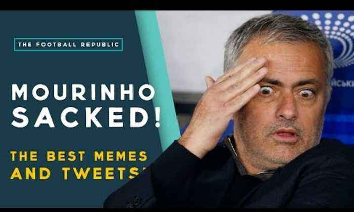 José Mourinho SACKED by Chelsea! | The Best Memes & Tweets!