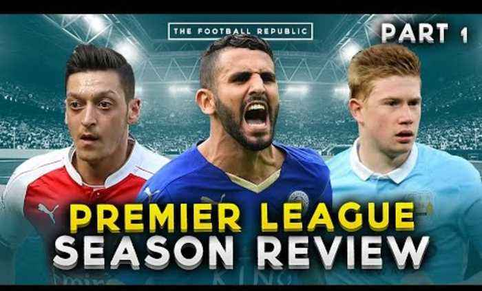 THE BIG PREMIER LEAGUE REVIEW PART 1! | Arsenal to Manchester City!