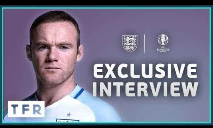 Rooney: 'My favourite Euro moment? Nutmegging Zidane!' | EURO 2016 | EXCLUSIVE INTERVIEW