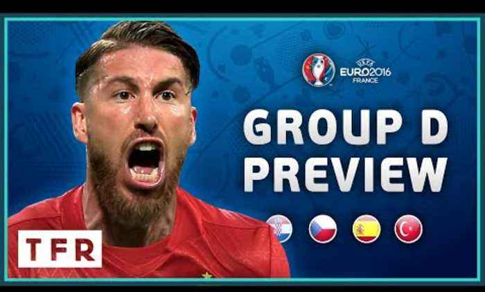 EURO 2016 Group D Preview! | Croatia, Czech Republic, Spain, Turkey!