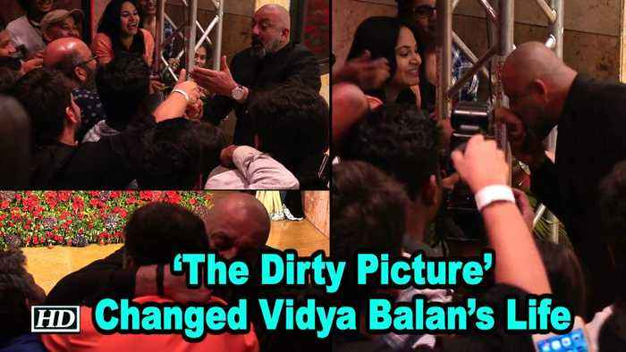Sanjay Dutt's FUNNY Moments with Media at DeepVeer Reception
