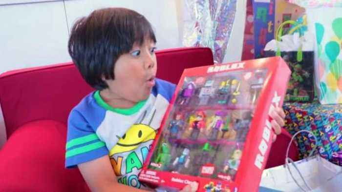 7-Year-Old Toy Reviewer Is YouTube's Top Earner of 2018