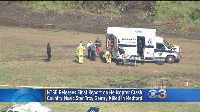 NTSB Releases Final Report On Chopper Crash That Killed Music Star Troy Gentry