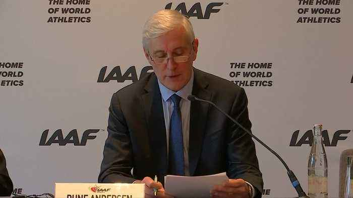 Russian athletics federation remains banned over doping, says IAAF