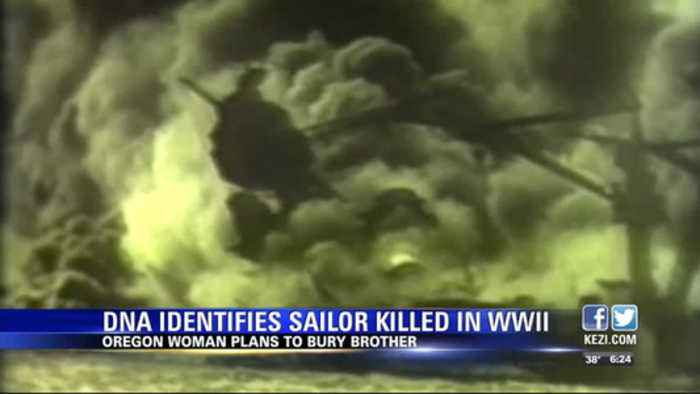 Albany woman's DNA used to identify remains of WWII sailor