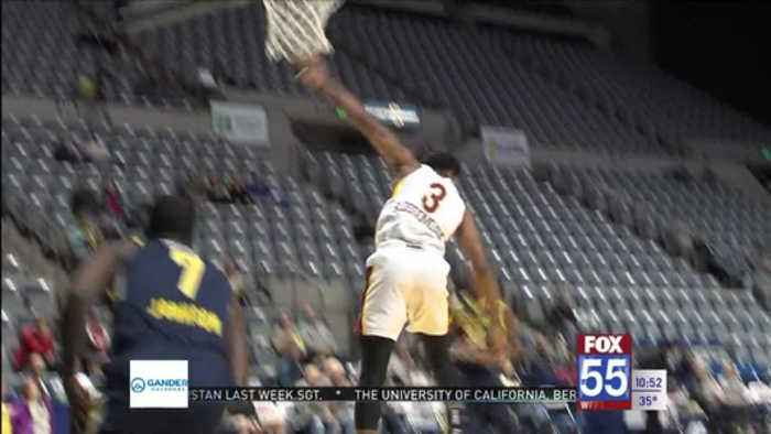 Mad Ants fall short at home against Canton