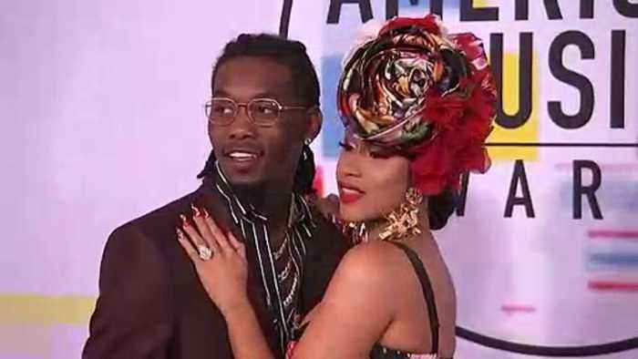 Cardi B Announces Shock Split From Husband One News Page Video