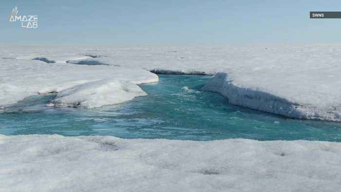 Greenland's Ice Sheets Are Melting At An 'Of The Charts' Rate