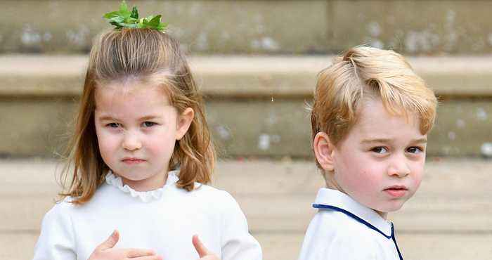 Prince George & Princess Charlotte Get Their Own Christmas Trees, Kate Middleton's Mom Reveals