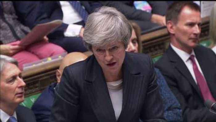 Pressure remains on Theresa May's Brexit deal