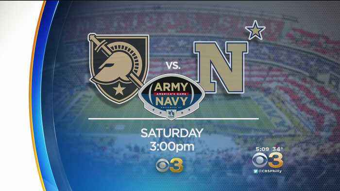 President Trump To Attend Army-Navy Game In Philadelphia